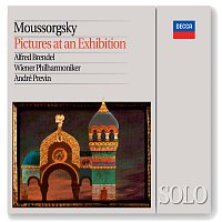 Alfred Brendel, Wiener Philharmoniker, André Previn – Mussorgsky: Pictures at an Exhibition (Piano & Orchestral versions)