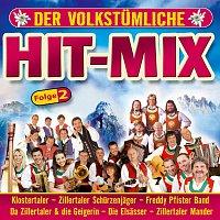 Různí interpreti – Der Volkstumliche Hit-Mix Folge 2
