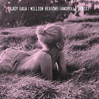 Přední strana obalu CD Million Reasons [Andrelli Remix]