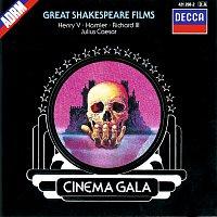 Bernard Herrmann, Stanley Black, London Festival Orchestra – Great Shakespeare Films - Cinema Gala