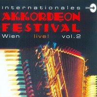 Diverse – Internationales Akkordeon Festival Wien Live! Vol.2
