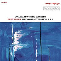 "Juilliard String Quartet, Ludwig van Beethoven – Beethoven: String Quartet No. 8 in E Minor, Op. 59 No. 2 ""Rasumovsky"" & String Quartet No. 2 in G Major, Op. 18 No. 2 (Remastered)"