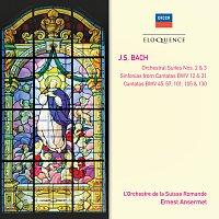 Ernest Ansermet, L'Orchestre de la Suisse Romande – Bach, J.S.: Orchestral Suites Nos. 2 & 3; Cantatas Nos. 45, 67, 101, 105 & 130; Sinfonias from Cantatas Nos. 12 & 31