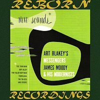 Art Blakey's Jazz Messengers – James Moody And his Modernists - The Complete Sessions  (HD Remastered)