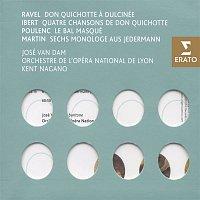 Přední strana obalu CD Ravel/Ibert/Martin/Poulenc - Songs