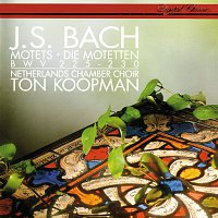 Ton Koopman, Ageet Zweistra, Margaret Urquhart, Maarten van der Heyden – Bach, J.S.: 6 Motets