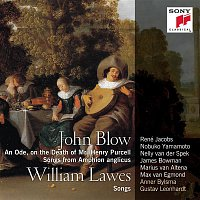 Přední strana obalu CD Blow & Lawes - An Ode and English Songs