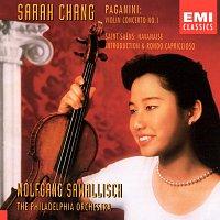 Sarah Chang, Philadelphia Orchestra, Wolfgang Sawallisch – Sarah Chang - Paganini & Saint-Saens Violin Concertos