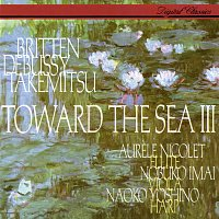 Naoko Yoshino, Aurele Nicolet, Nobuko Imai – Takemitsu: Toward the Sea III / Debussy: Sonata for Flute, Viola & Harp / Britten: Lachrymae / Honegger: Petite Suite / Denisov: Duo