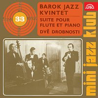 Barok jazz kvintet – Mini Jazz Klub 33