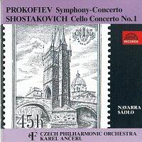 André Navarra, Miloš Sádlo, Česká filharmonie, Karel Ančerl – Koncerty pro violoncello a orchestr