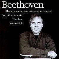 Stephen Kovacevich – Beethoven - Piano Sonatas 27, 28, 32