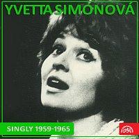Yvetta Simonová – Singly (1959-1965)
