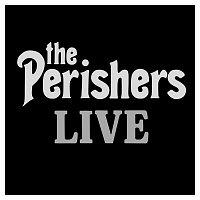 Přední strana obalu CD The Perishers Live