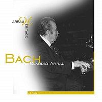 Claudio Arrau – Bach js-Arrau heritage
