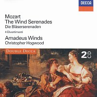 Amadeus Winds, Christopher Hogwood – Mozart: The Wind Serenades – CD
