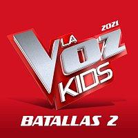 Varios Artistas – La Voz Kids 2021 – Batallas 2 [En Directo En La Voz / 2021]