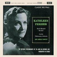 Přední strana obalu CD Kathleen Ferrier