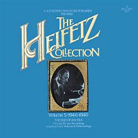 Přední strana obalu CD The Heifetz Collection - Vol. 5