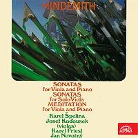 Josef Koďousek, Karel Špelina – Hindemith: Sonáty pro violu a klavír