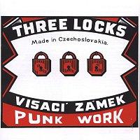 Visací zámek – Three Locks