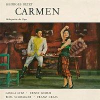 Rosl Schwaiger, Angela Kotthoff, Gisela Litz, Maria Graf, Ernst Kozub, Franz Crass – Bizet: Carmen - Highlights [Sung in German]