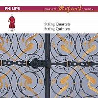 Quartetto Italiano, Arthur Grumiaux, Eva Czako, Georges Janzer, Max Lesueur – Mozart: Complete Edition Box 7: String Quartets, Quintets