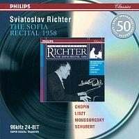 Sviatoslav Richter – Chopin / Liszt / Mussorgsky / Schubert: The Sofia Recital 1958