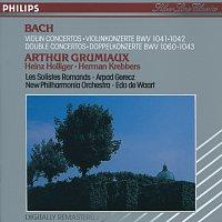 Arthur Grumiaux, Herman Krebbers, Heinz Holliger, Les Solistes Romands – Bach, J.S.: Violin Concertos; Double Concertos
