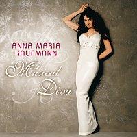 Přední strana obalu CD Musical Diva