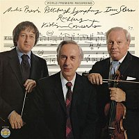 André Previn, Pittsburgh Symphony Orchestra, George Rochberg, Isaac Stern – Rochberg: Violin Concerto