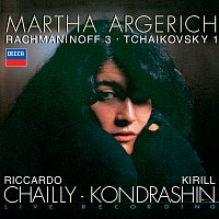 Martha Argerich, Radio-Symphonie-Orchester Berlin, Riccardo Chailly – Rachmaninov: Piano Concerto No.3 / Tchaikovsky: Piano Concerto No.1