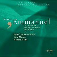 Marie-Catherine Girod, Alain Marion, Richard Vieille – Emmanuel: Sonatines et trio
