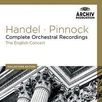 The English Concert, Trevor Pinnock – Handel: Complete Orchestral Recordings