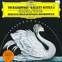 Mstislav Rostropovič – Baletní suity 2 / Berliner Philharmoniker, M.Rostropovich