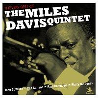 Přední strana obalu CD The Very Best Of The Miles Davis Quintet