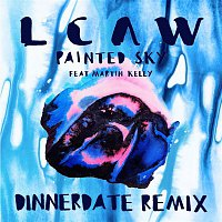 LCAW, Martin Kelly – Painted Sky (Dinnerdate Remix)