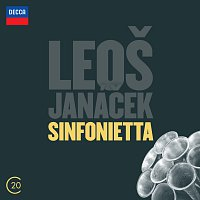 Wiener Philharmoniker, Sir Charles Mackerras, London Philharmonic Orchestra – Janacek: Sinfonietta; Taras Bulba; Lachian Dances