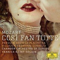 Miah Persson, Angela Brower, Adam Plachetka, Rolando Villazón, Mojca Erdmann – Mozart: Cosi fan tutte