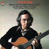 John Williams – Arnold: Guitar Concerto, Op. 67 & Brouwer: Guitar Concerto