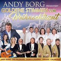 Různí interpreti – Andy Borg prasentiert goldene Stimmen zur Weihnachtszeit