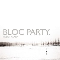 Přední strana obalu CD Silent Alarm