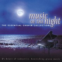 Přední strana obalu CD Music of the Night: The Essential Chopin Collection