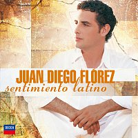 Přední strana obalu CD Sentimiento Latino