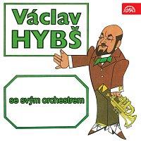 Přední strana obalu CD Václav Hybš se svým orchestrem