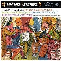 The Festival Quartet, Robert Schumann, Nikolai Graudan, Victor Babin – Schumann: Piano Quartet in E-Flat Major, Op. 47 - Beethoven: Piano Quartet in E-Flat Major, Op. 16