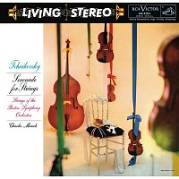 Charles Munch, Edward Elgar, Boston Symphony Orchestra – Tchaikovsky: Serenade for String Orchestra, Op. 48, TH 48 - Barber: Adagio for Strings, Op. 11 - Elgar: Introduction and Allegro, Op. 47