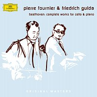 Pierre Fournier, Friedrich Gulda – Beethoven: Complete Works for Cello and Piano [New Package 2 CD's]