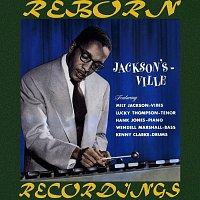 Přední strana obalu CD Jackson's Ville (HD Remastered)