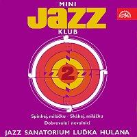 Přední strana obalu CD Mini jazz klub č. 02
